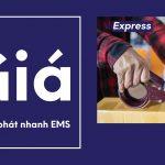 Giá chuyển phát nhanh EMS