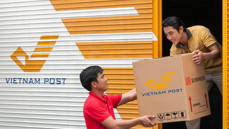 Phí gửi hàng đi Mỹ qua Bưu điện VNPost