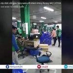 Clip nhân viên chuyển phát nhanh vứt hàng của khách không thương tiếc
